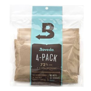 Boveda 72 Percent RH 2-Way Humidity Control, Large, 60 gram
