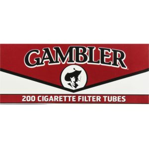 Gambler Regular King Size Cigarette Tubes