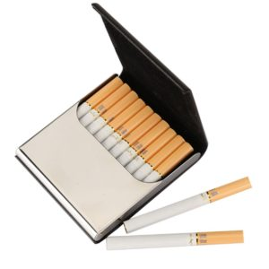Leather Cigarette Case/Box/Holder