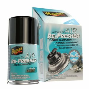 MEGUIAR'S G16402 Whole Air Re-Fresher Odor Eliminator Mist