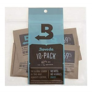 Boveda 62-Percent RH 2-Way Humidity Control, 8 Gram