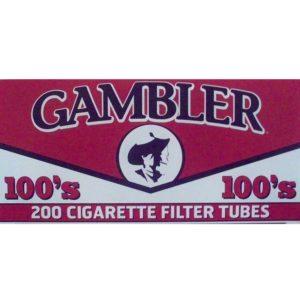 Gambler 100's Cigarette