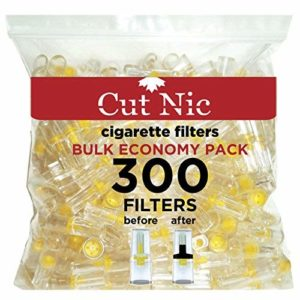 Cut-Nic 4 HOLE Disposable Cigarette Filters
