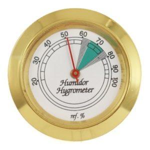 Medium Round Analog Hygrometer Humidity