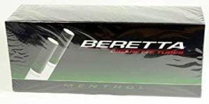 Beretta Menthol King Size Cigarette Tubes