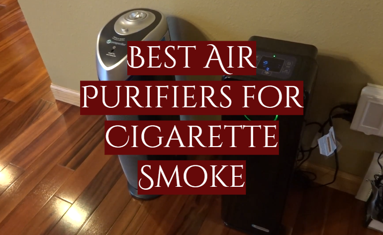 10 Best Air Purifiers for Cigarette Smoke