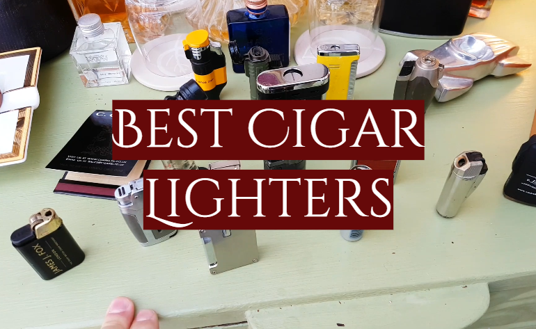 10 Best Cigar Lighters