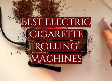 Best Electric Cigarette Rolling Machines