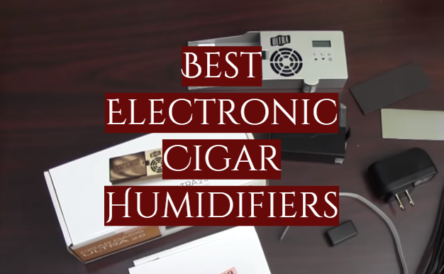 5 Best Electronic Cigar Humidifiers