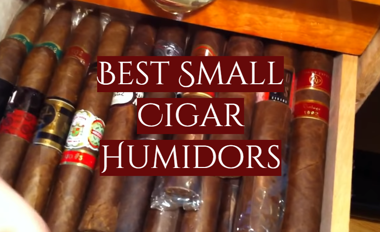 5 Best Small Cigar Humidors