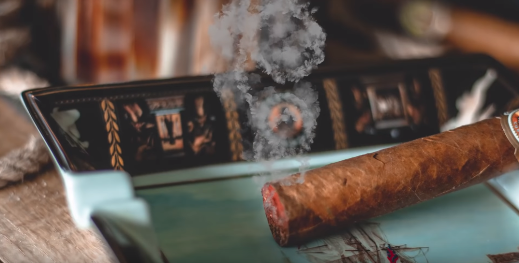 How To Light A Cigar Tutorial