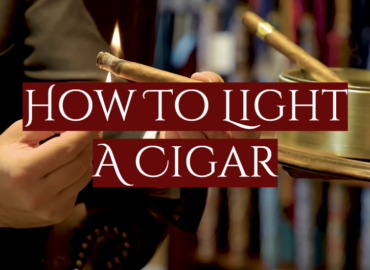 How To Light A Cigar: Guides for Newbies and Aficionados