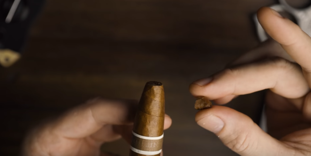 How To Cut a Cigar Tutorial