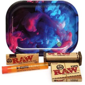 Bundle - 5 Items - RAW Classic 1 1/4 Rolling Papers,