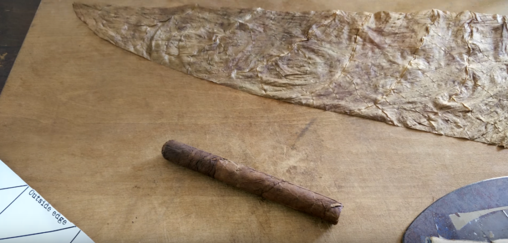 How To Roll a Cigar Guide