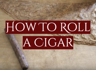 How To Roll a Cigar