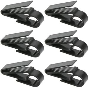 Xintan Tiger Pack of 6 Cigar Holder Cigar Clip Cigar Minder for Golfers