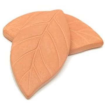 Hydrostone Natural Terracotta Clay Humidifying Stone Tobacco Humidifier Humidifying Stone 2pcs