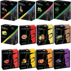 Hydro Herbal, Hookah Shisha Flavors