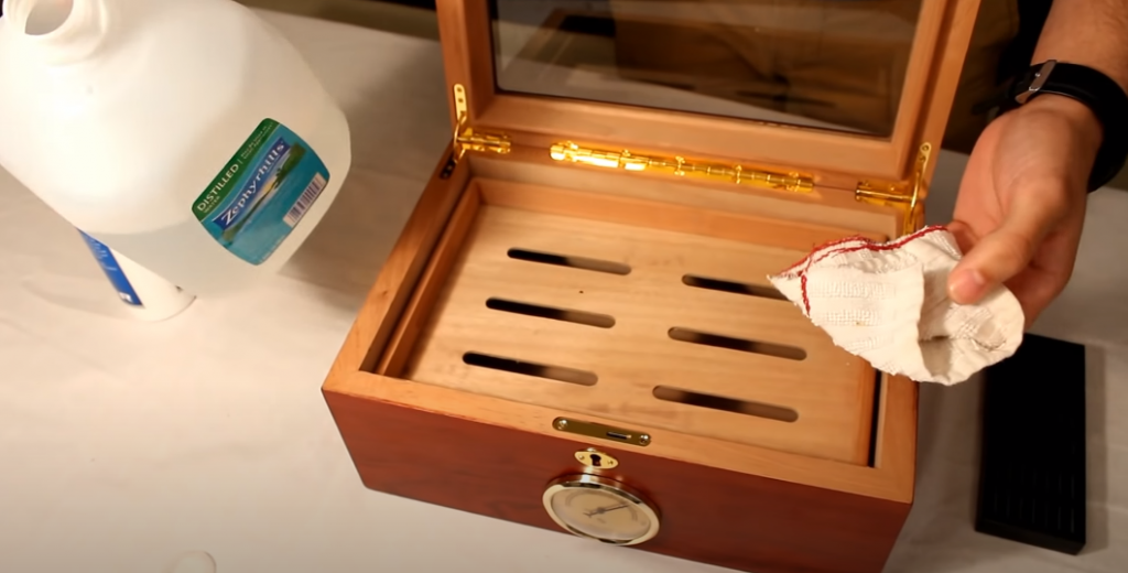 Tips and tricks for taking care of your humidor