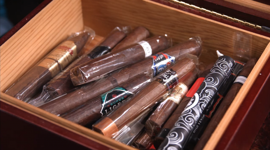 Taking care of your cigars