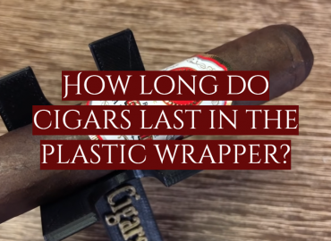 How Long Do Cigars Last in The Plastic Wrapper?