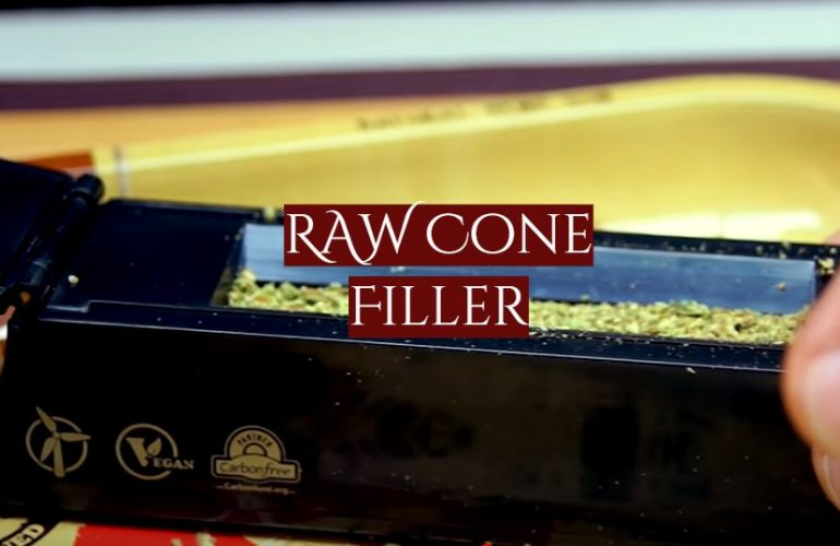 RAW Cone Filler Review