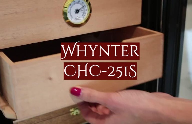 Whynter CHC-251S Review