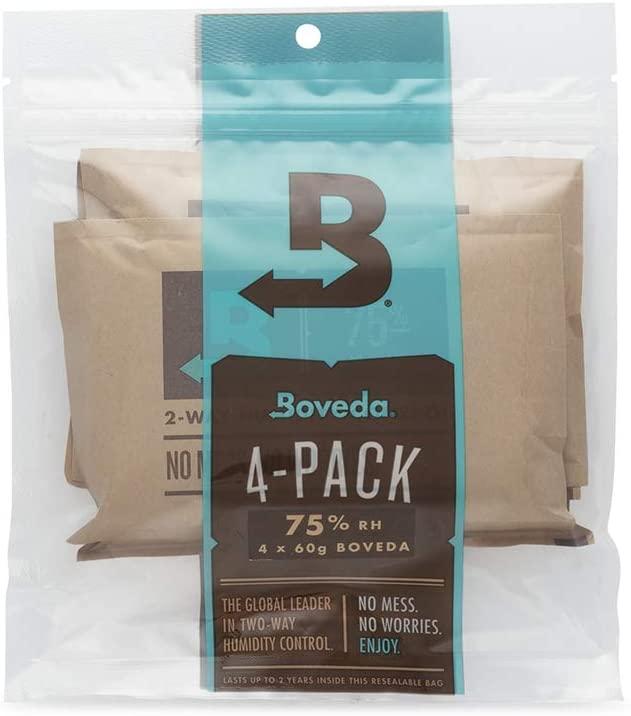 Boveda 75% Humidity Packs