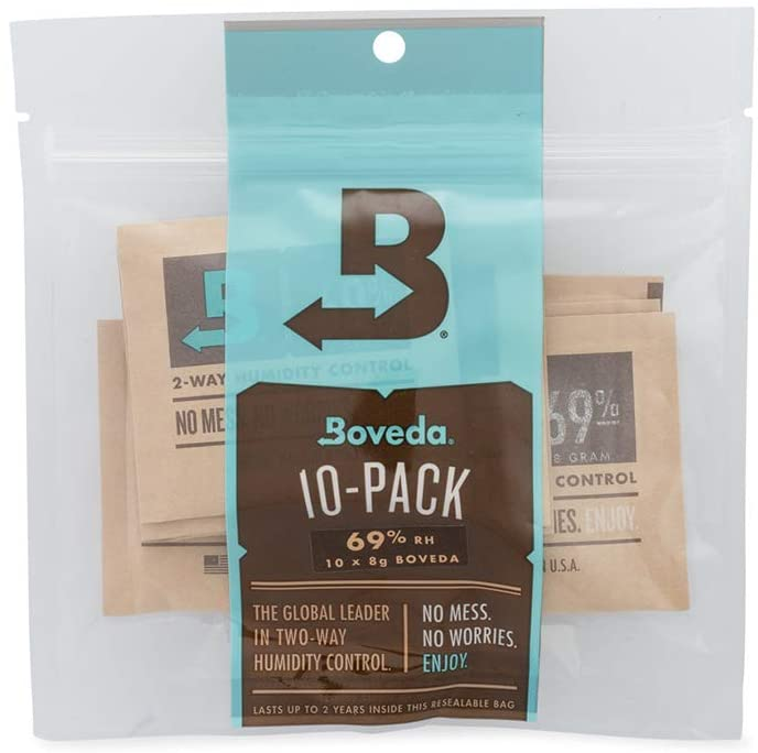 Boveda 69% Humidity Packs