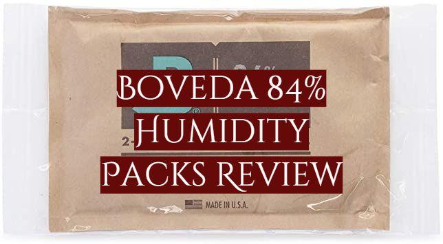 Boveda 84% Humidity Packs Review