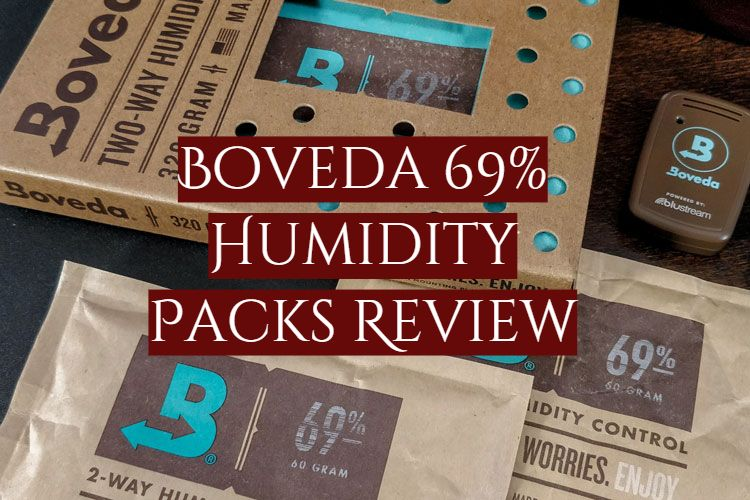 Boveda 69% Humidity Packs Review