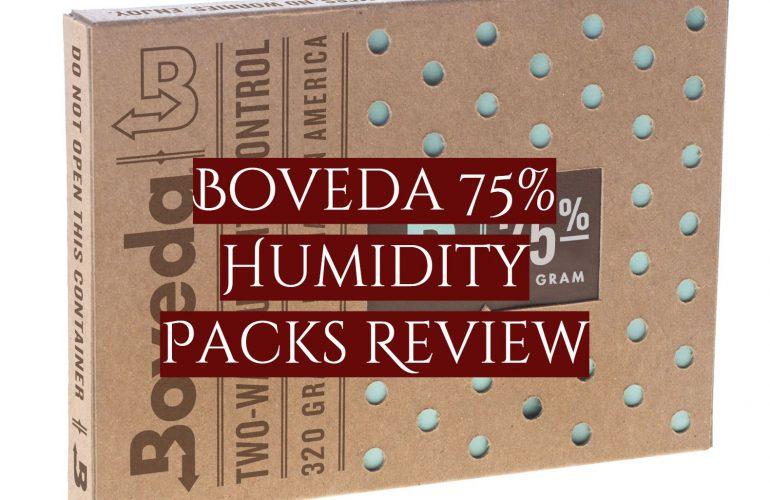 Boveda 75% Humidity Packs Review