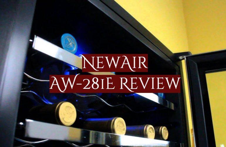 NewAir AW-281E Review